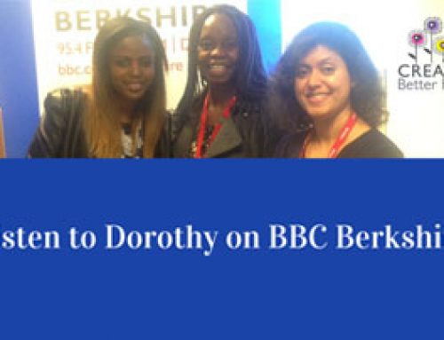 BBC Berkshire interview with Dorothy