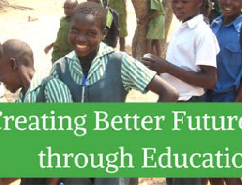 Creating Better Futures through Education