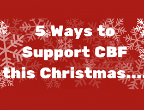 5 Ways to Support CBF this Christmas