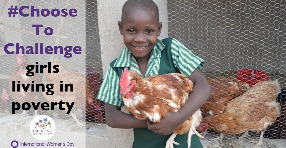 International Women's Day Poverty